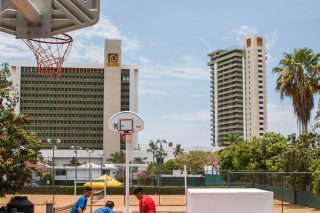 Basketball Courts Gallery Cover