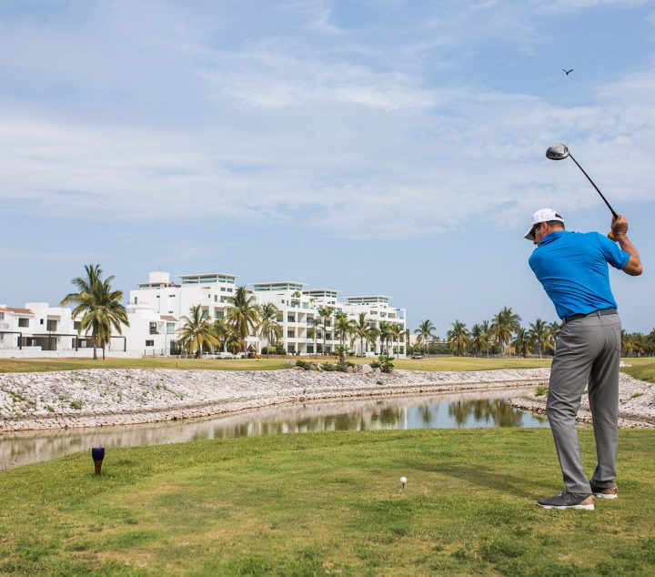 Mazatlan Stay & Play Golf Getaway