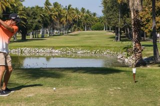 Golf Club in Mazatlán