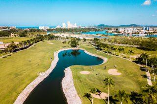 Golf + Beach
