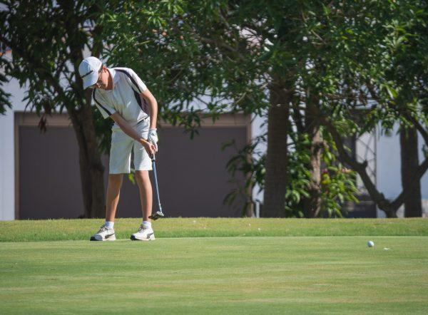 US Kids Sinaloa Golf Tournament